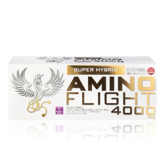 アミノフライト4000mgスーパーハイブリッド120本入り