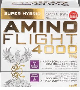 スーパーハイブリッドアミノフライト 4000mg 50本入り